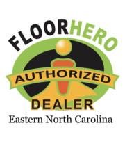 Logo Floor Hero of Eastern North Carolina