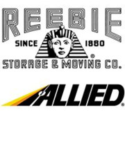 Logo Reebie Storage and Moving