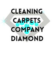 Logo Cleaning Carpets Company Diamond