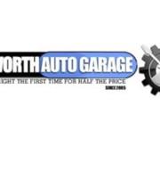 Logo Fort Worth Auto Garage