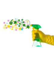 Logo Loving Cleaning Services