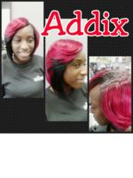 Logo Addix Hair Salon