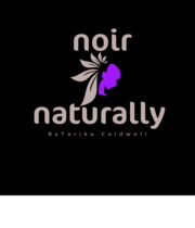 Logo Noir Naturally