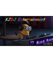Logo KJDJ Entertainment