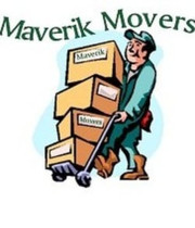 Logo Maverik Movers