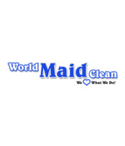 Logo World Maid Clean