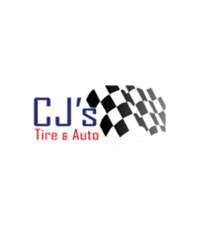 Logo Cjs tire and auto