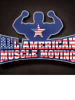 Logo All American Muscle Moving