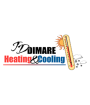 Logo DiMare's Heating & Cooling Services