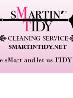 Logo Smartin' Tidy LLC