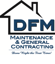 Logo DFM Maintenance and General contracting