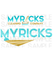 Logo Myricks Cleaning Company