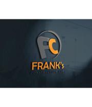 Logo Frank's Construction LLC