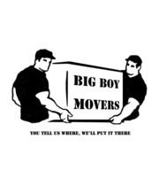 Logo Big Boy Movers