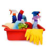 Logo BSM Cleaning Service