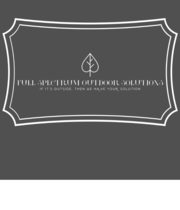 Logo Full Spectrum Outdoor Solutions