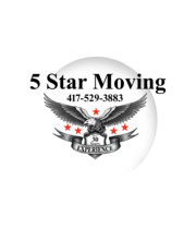 Logo 5 Star Moving