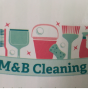 Logo M&B Cleaning
