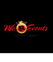 Logo We R Events USA