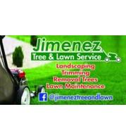 Logo Jimenez tree and lawn service