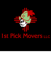 Logo 1ST PICK MOVERS