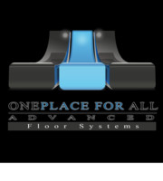 Logo One Place for all, llc