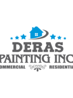 Logo Deras Painting, INC