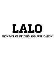 Logo Lalo Iron Works co.