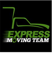 Logo Express Moving Team