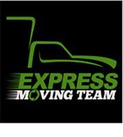 Logo Express Moving Team