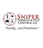 Logo Sniper Termite and Pest Control LLC