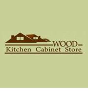 Logo Wood Kitchen Cabinet Store