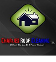Logo Charlie's Roof Cleaning