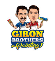 Logo Giron Brothers Painting