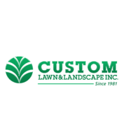 Logo Custom Lawn & Landscape Inc.