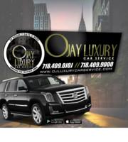 Logo O'Jay Car Service