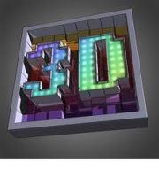 Logo 3D Transcription Service, Nationwide