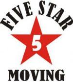 Logo 5 Star Moving