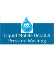 Logo LIQUID MOBILE DETAIL & PRESSURE WASHING