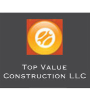 Logo Top Value Construction LLC
