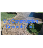 Logo Mix Construction Concrete Inc.