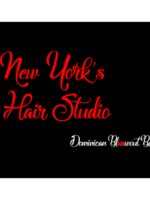 Logo New York's hair studio/Dominican Blowout Bar