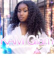 Logo KAM Glam Styles