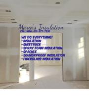 Logo Mario's Insulation