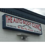Logo The Auto Body Clinic