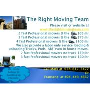 Logo The Right Moving Team