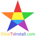 Logo 5 Star Tv Install