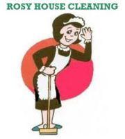 Logo Rosy House Cleaning