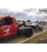 Logo Texas Vet Towing