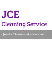 Logo JCE Cleaning Service